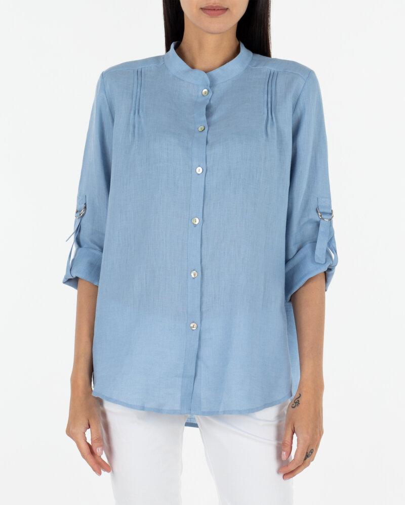 Koszula Malgrau 2031_NIEBIESKI niebieski Royal Collection