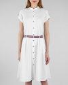 Sukienka Malgrau 2032A_BIALY biały