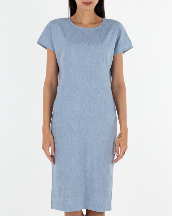Sukienka Malgrau 2037_NIEBIESKI niebieski