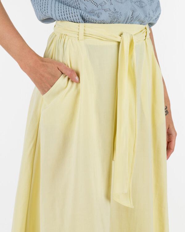 Spódnica Malgrau 2036_ZOLTY żółty