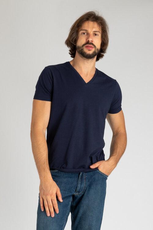 T-Shirt Matinique 30200603_20209 granatowy