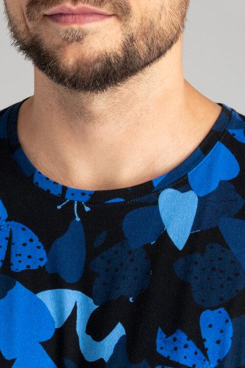 T-Shirt Matinique 30203803_20210 granatowy