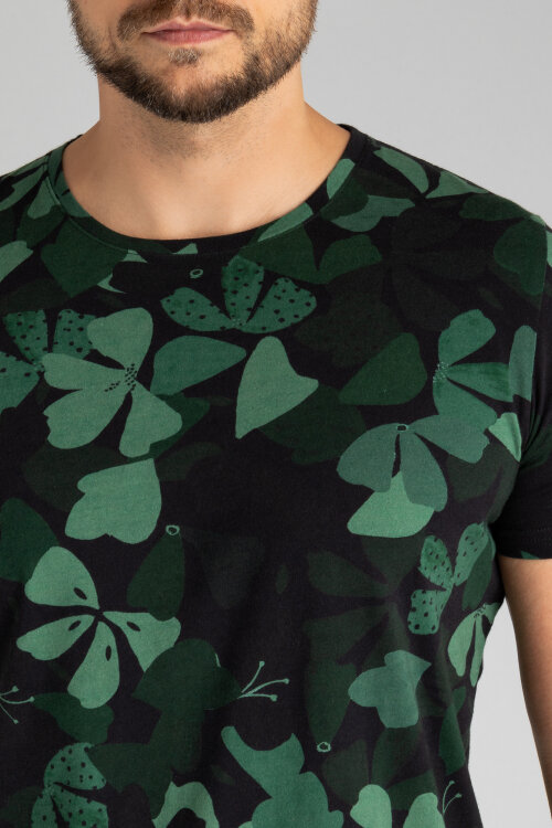 T-Shirt Matinique 30203803_21497 zielony