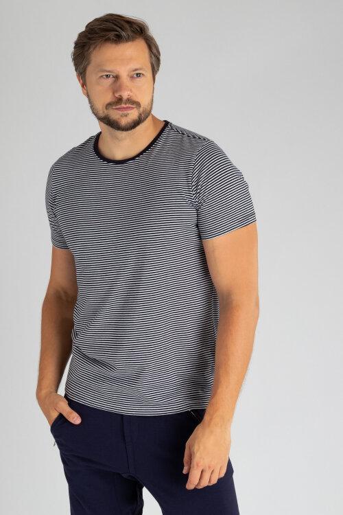 T-Shirt Matinique 30203816_20210 granatowy