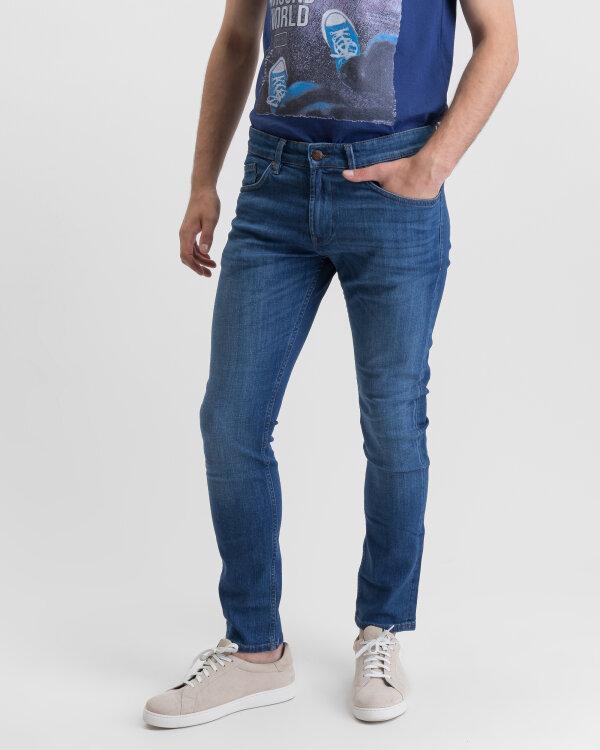 Spodnie Matinique 30203797_28002 niebieski