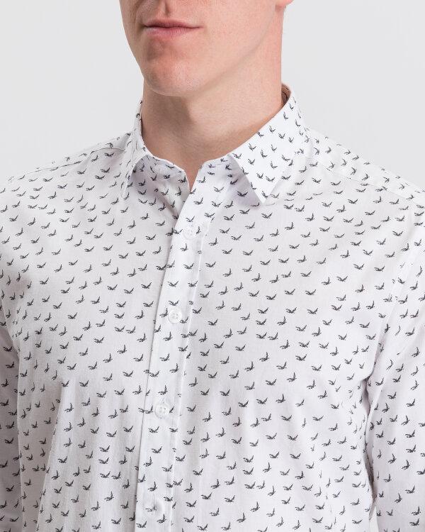 Koszula Mexx 50641_BRIGHT WHITE biały