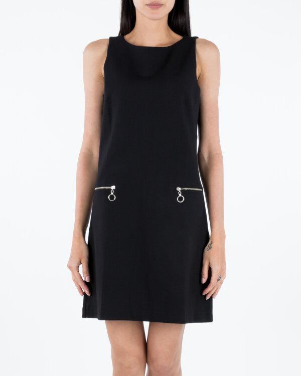 Sukienka Mexx 70575_JET BLACK czarny