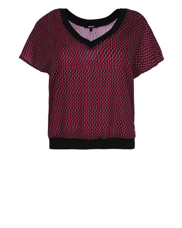 Bluzka Mexx 70672_PRINTED czerwony