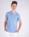 T-Shirt Mexx 50812_DELLA ROBBIA BLUE niebieski