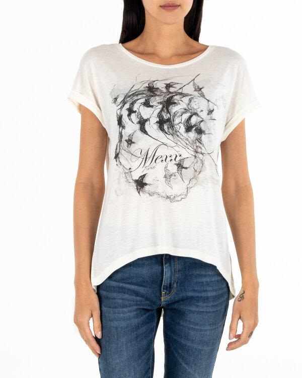 T-Shirt Mexx 71104_MARSHMALLOW beżowy
