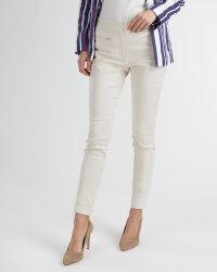 Spodnie Mexx 70967_MARSHMALLOW beżowy- fot-0