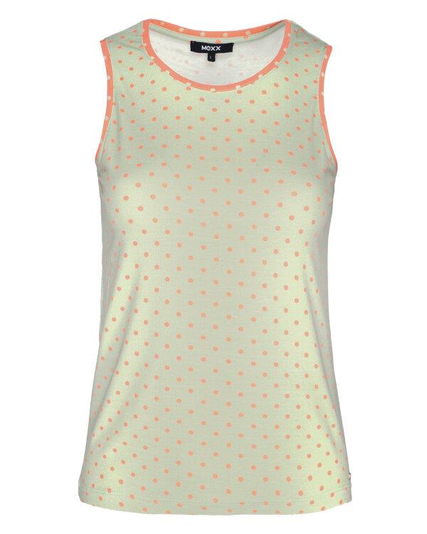 T-Shirt Mexx 71120_SAFARI/MELON DOTS PR zielony
