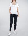 Bluzka Mexx 70690_MARSHMALLOW biały