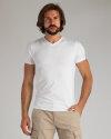 T-Shirt Mexx 10506_BRIGHT WHITE biały