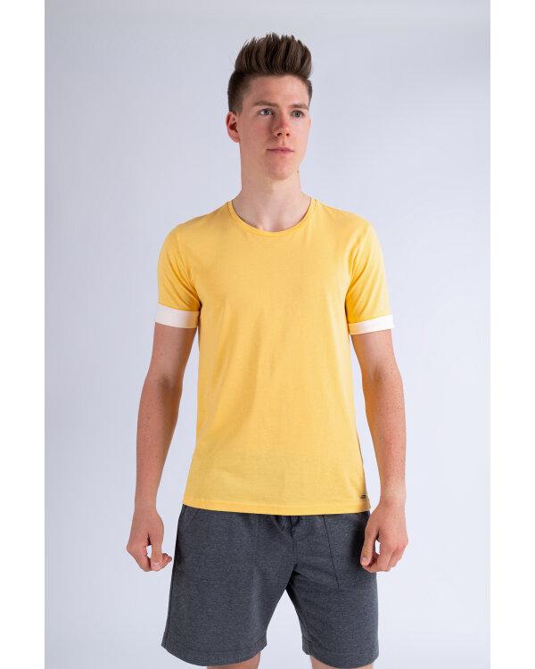 T-Shirt Mexx 51807_PALE MARIGOLD żółty