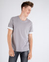 T-Shirt Mexx 51807_QUIET GREY szary