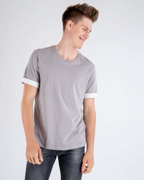 T-Shirt Mexx 51807_QUIET GREY szary