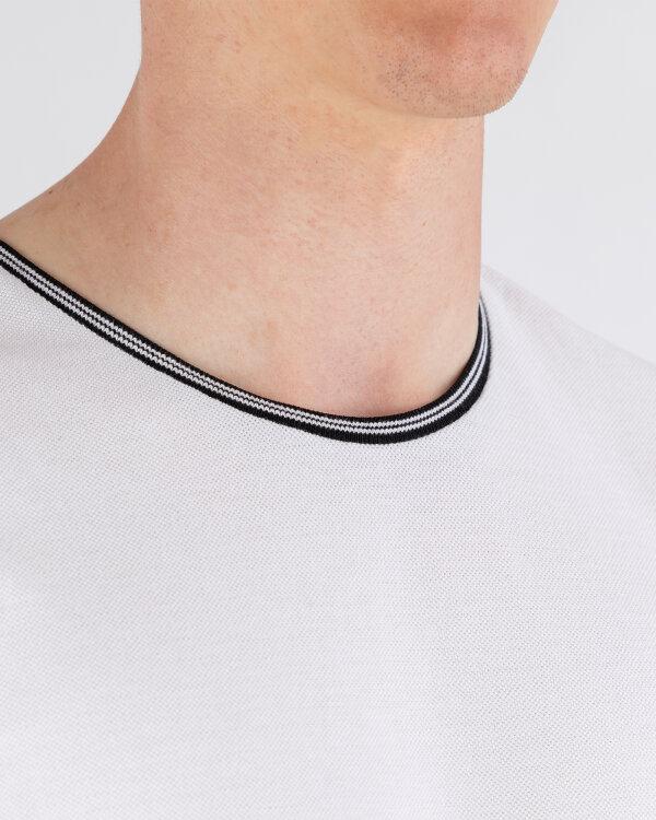 T-Shirt Mexx 51809_BRIGHT WHITE biały