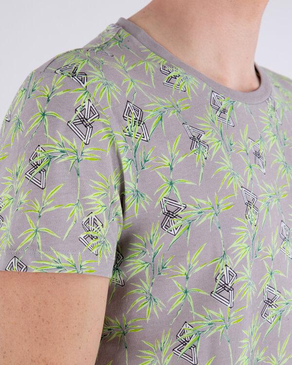 T-Shirt Mexx 51818_PRINTED szary