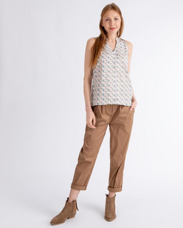 Koszula Mexx 73404_FLORAL PRINTED kremowy