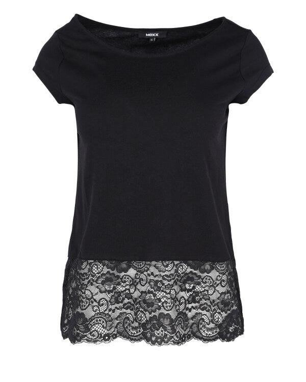 T-Shirt Mexx 73610_JET BLACK czarny
