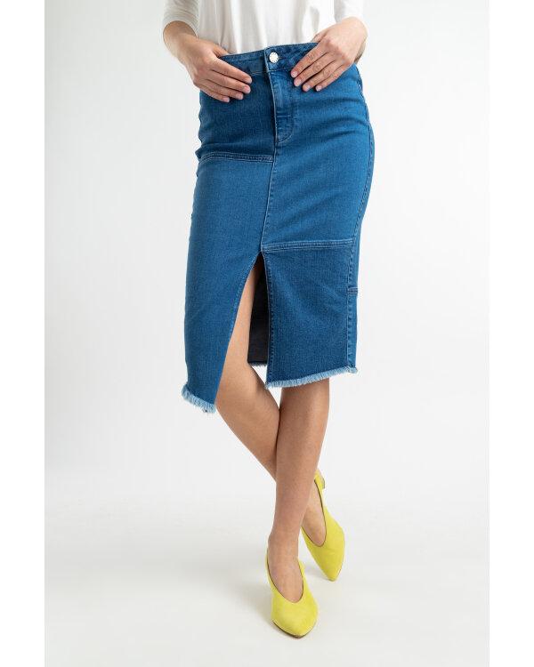 Spódnica Mexx 74102_MID WASH niebieski