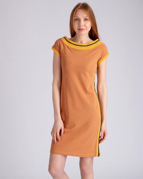 Sukienka Mexx 73302_GOLDEN OCHRE brązowy