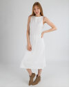 Sukienka Mexx 73306_BRIGHT WHITE biały