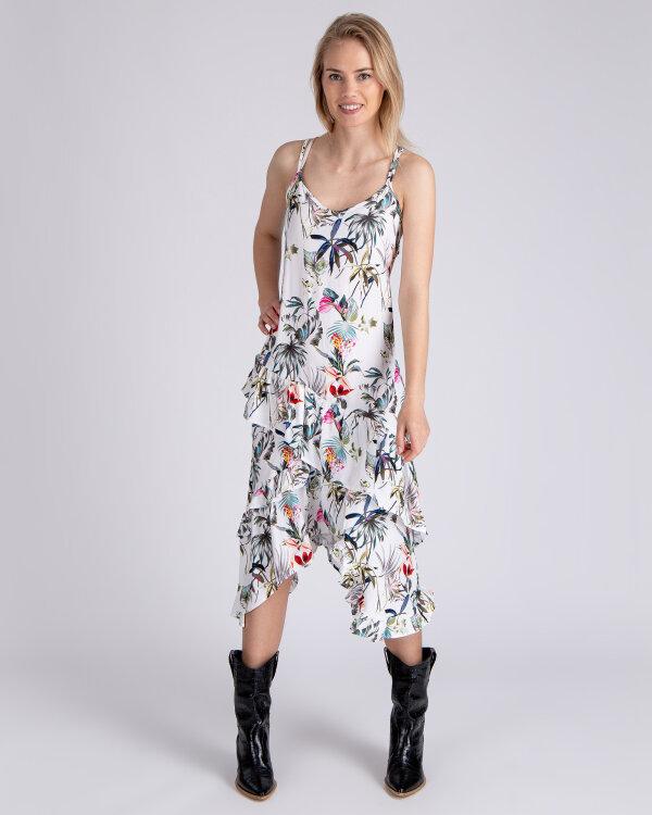 Sukienka Mexx 73317_TROPICAL PRINTED biały