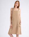Sukienka Mexx 73322_CROISSANT beżowy