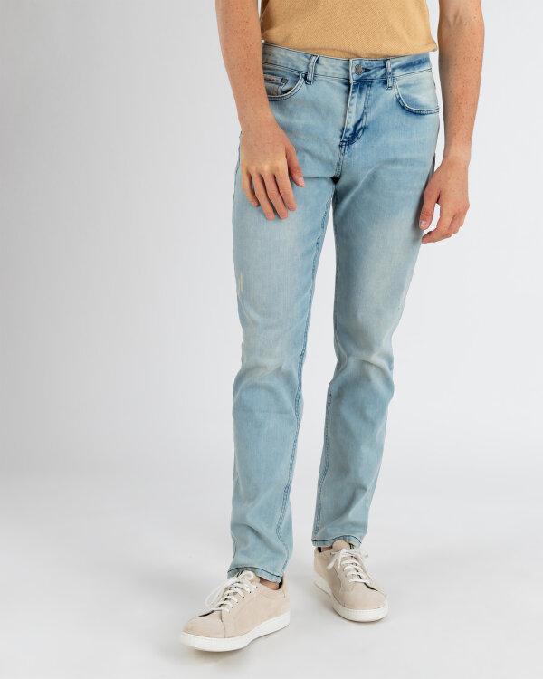 Spodnie Mexx 51515_DENIM LIGHT WASH niebieski