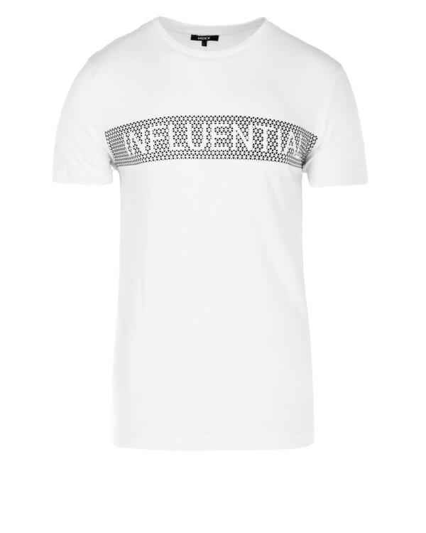 T-Shirt Mexx 51823_BRIGHT WHITE biały