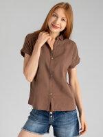 Koszula Mexx 73401_CHOCOLATE LAB brązowy