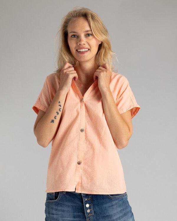 Koszula Mexx 73408_TROPICAL PEACH pomarańczowy