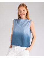 Bluzka Mexx 73506_NAVY PEONY niebieski