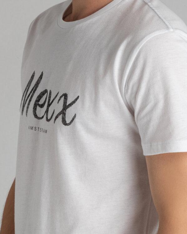 T-Shirt Mexx 51816_BRIGHT WHITE biały