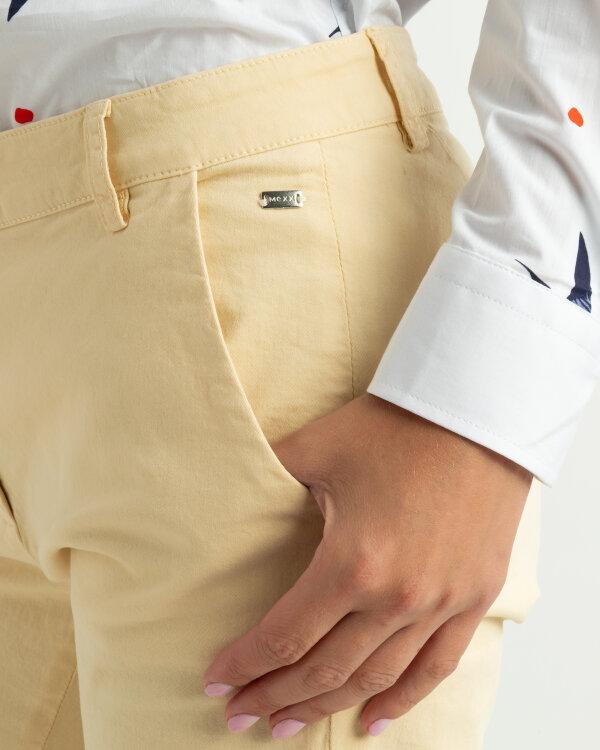 Spodnie Mexx 73801_BUTTERCREAM kremowy