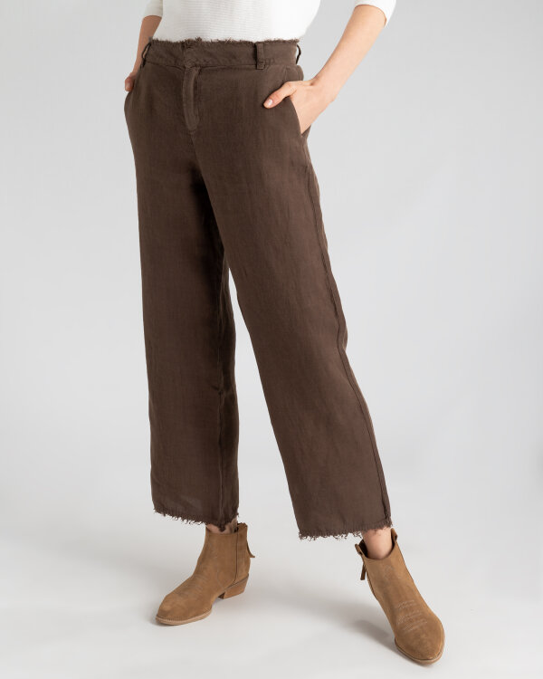 Spodnie Mexx 73803_MOLE brązowy