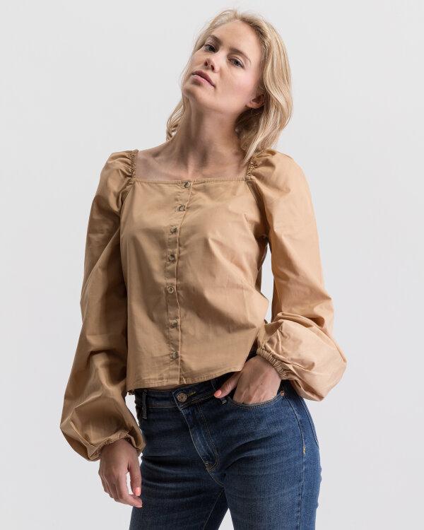 Bluzka Na-Kd 1014-000356_BEIGE beżowy