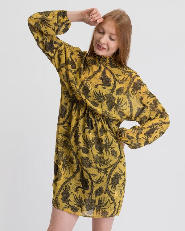 Sukienka Na-Kd 1014-000467_YELLOW żółty