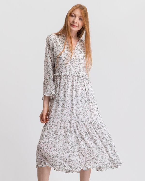 Sukienka Na-Kd 1014-000550_WHITE FLOWER biały