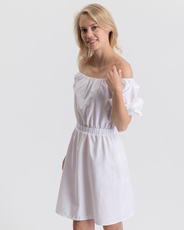 Sukienka Na-Kd 1014-000651_WHITE biały
