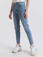 Spodnie Na-Kd 1018-0002854_MID BLUE niebieski