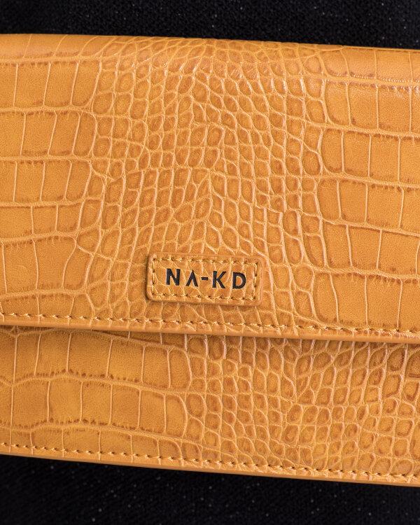 Torebka Na-Kd 1100-001080_Bright Yellow Brązowy Na-Kd 1100-001080_BRIGHT YELLOW brązowy