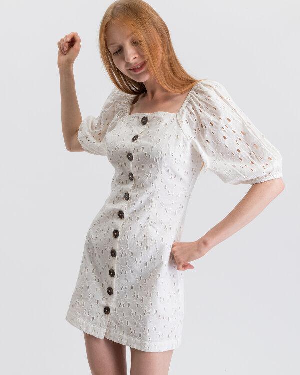 Sukienka Na-Kd 1100-001619_WHITE biały