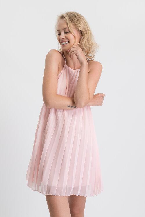 Sukienka Na-Kd 1100-001878_PINK różowy