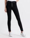 Spodnie Na-Kd 1100-001902_BLACK czarny