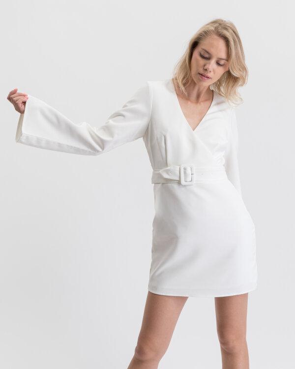 Sukienka Na-Kd 1561-000143_WHITE kremowy