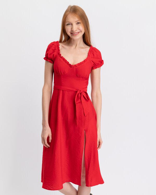 Sukienka Na-Kd 1599-000046_RED czerwony