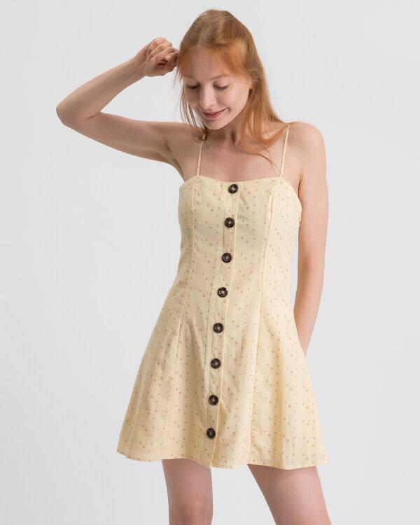 Sukienka Na-Kd 1624-000009_YELLOW żółty